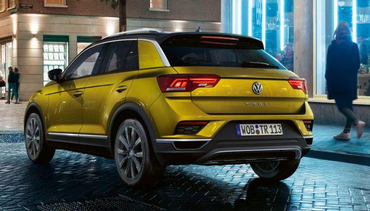 Volkswagen T-Roc 2018 presentato nelle concessionarie - Foto 15 di 15