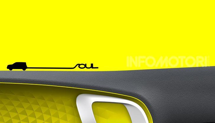 Nuova Kia Soul 2019, motorizzazioni e allestimenti previsti - Foto 13 di 15