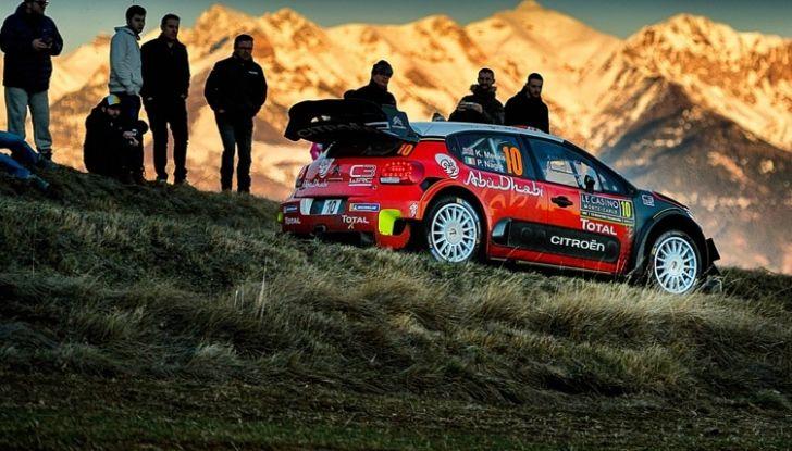 WRC Monte Carlo: punti preziosi per il team Citroën - Foto 5 di 5