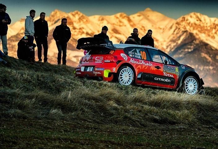 WRC Monte Carlo: punti preziosi per il team Citroën - Foto 2 di 5