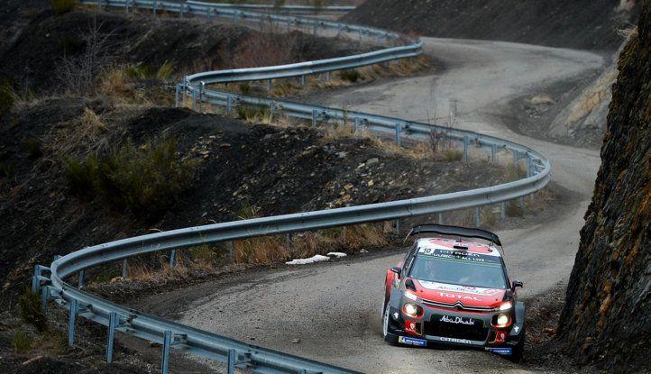 WRC Monte Carlo: punti preziosi per il team Citroën - Foto 3 di 5