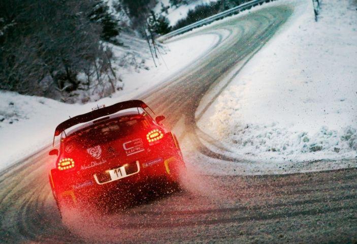 WRC Monte Carlo: punti preziosi per il team Citroën - Foto 4 di 5