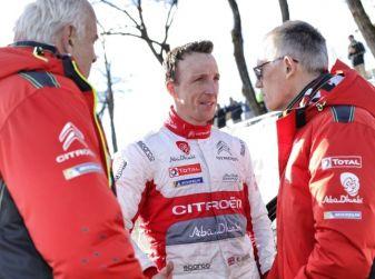 WRC Monte Carlo: lo scratch di Kris Meeke nella Power Stage
