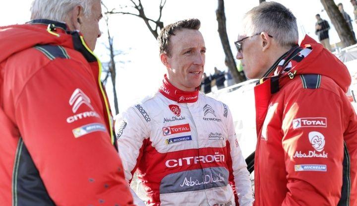 WRC Monte Carlo: lo scratch di Kris Meeke nella Power Stage - Foto 1 di 2