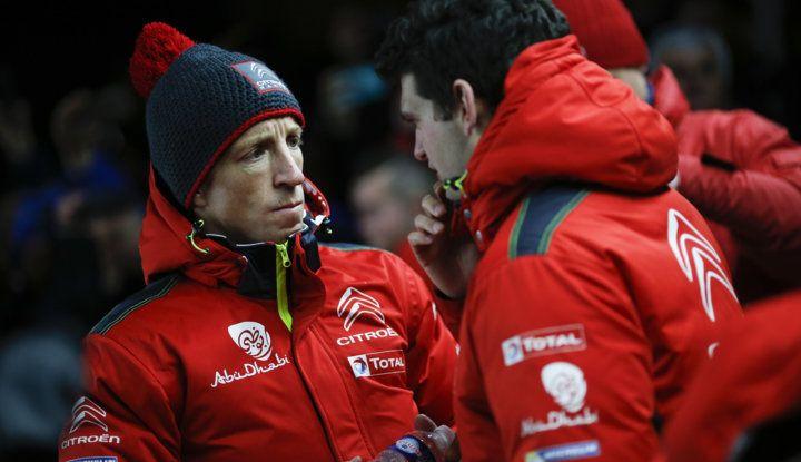 WRC Monte Carlo: lo scratch di Kris Meeke nella Power Stage - Foto 2 di 2