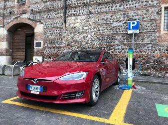20.000 km con un' auto elettrica dalla A alla Z