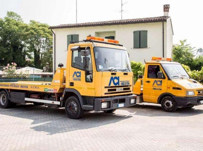 ACI Soccorso Stradale, le informazioni utili in caso di emergenza - Foto 2 di 11