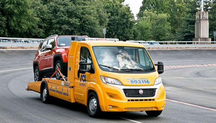 ACI Soccorso Stradale, le informazioni utili in caso di emergenza - Foto 7 di 11