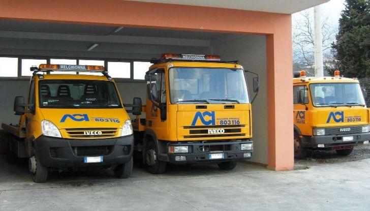 ACI Soccorso Stradale, le informazioni utili in caso di emergenza - Foto 10 di 11