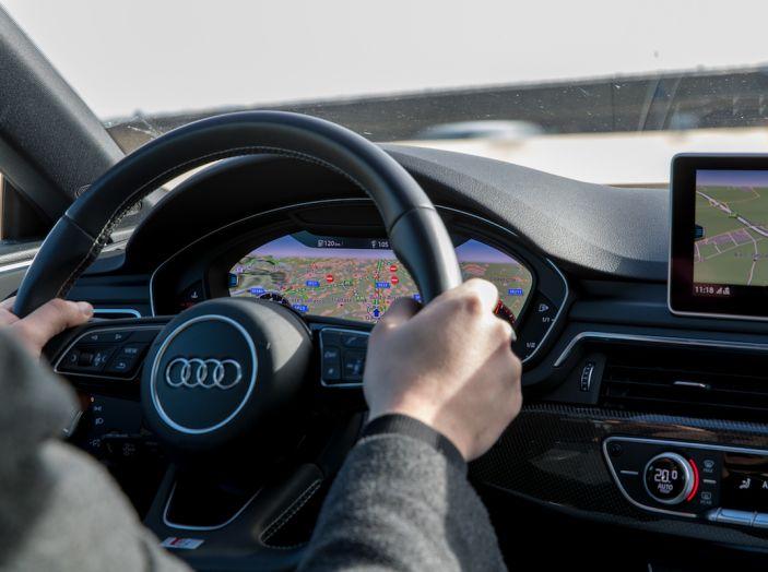 [VIDEO] Audi S5 Sportback 2018: la nostra prova su strada - Foto 8 di 36