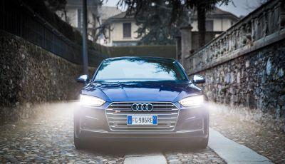 [VIDEO] Audi S5 Sportback 2018: la nostra prova su strada