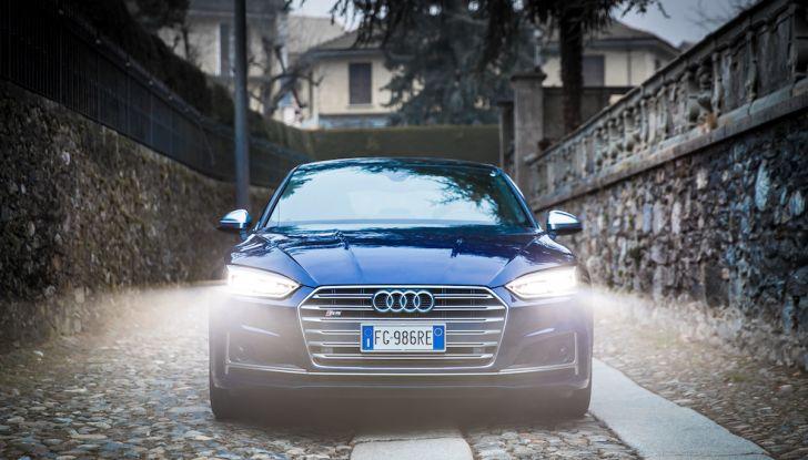 [VIDEO] Audi S5 Sportback 2018: la nostra prova su strada - Foto 2 di 36