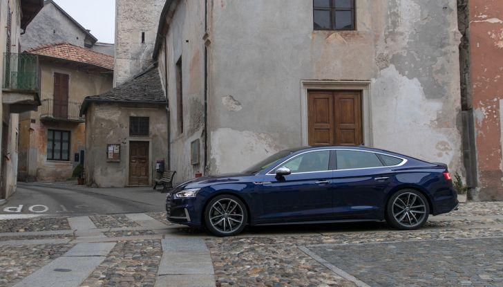 [VIDEO] Audi S5 Sportback 2018: la nostra prova su strada - Foto 15 di 36