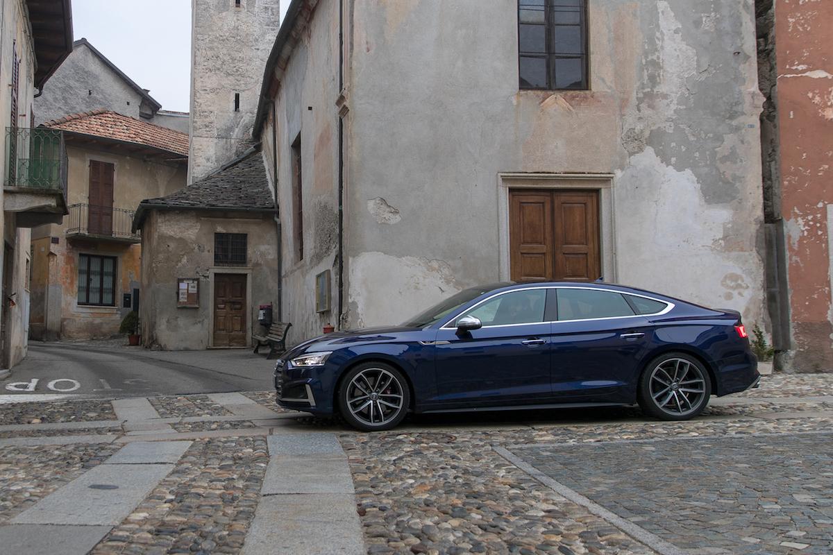 Audi S5 Sportback 2018 - Fiancata