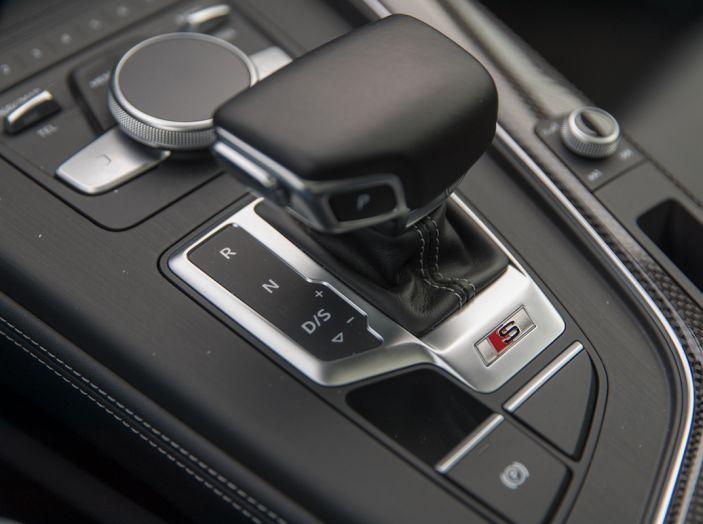 [VIDEO] Audi S5 Sportback 2018: la nostra prova su strada - Foto 18 di 36