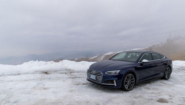 [VIDEO] Audi S5 Sportback 2018: la nostra prova su strada - Foto 19 di 36