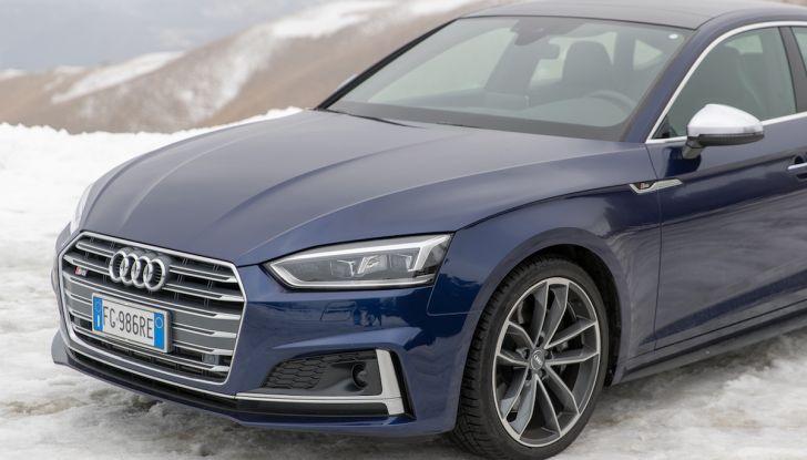 [VIDEO] Audi S5 Sportback 2018: la nostra prova su strada - Foto 20 di 36