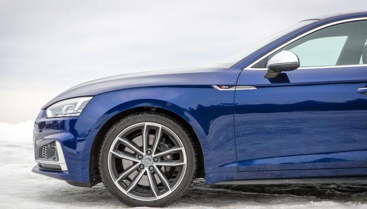 [VIDEO] Audi S5 Sportback 2018: la nostra prova su strada - Foto 21 di 36