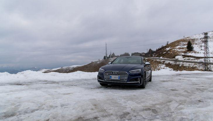 [VIDEO] Audi S5 Sportback 2018: la nostra prova su strada - Foto 22 di 36