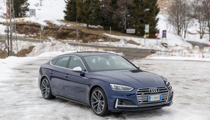 Audi S5 Sportback - Prova su strada