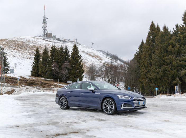[VIDEO] Audi S5 Sportback 2018: la nostra prova su strada - Foto 24 di 36