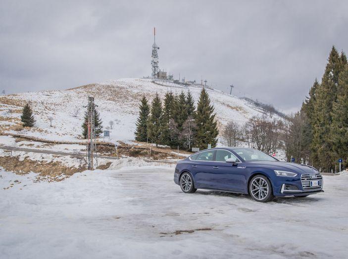 [VIDEO] Audi S5 Sportback 2018: la nostra prova su strada - Foto 25 di 36