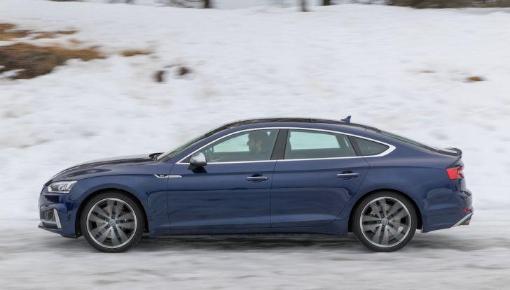 [VIDEO] Audi S5 Sportback 2018: la nostra prova su strada - Foto 26 di 36