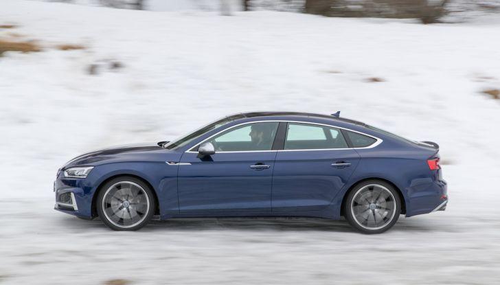 [VIDEO] Audi S5 Sportback 2018: la nostra prova su strada - Foto 27 di 36