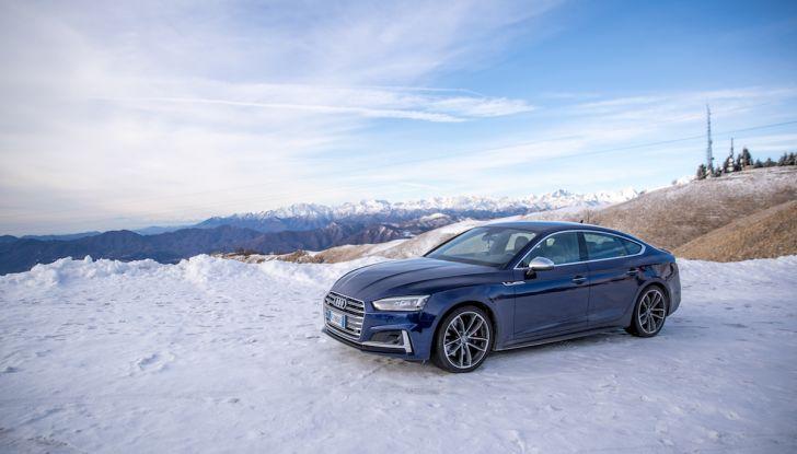 [VIDEO] Audi S5 Sportback 2018: la nostra prova su strada - Foto 1 di 36