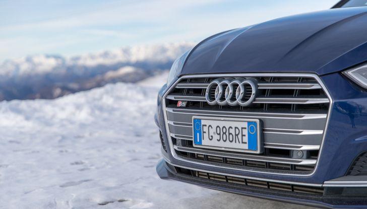 [VIDEO] Audi S5 Sportback 2018: la nostra prova su strada - Foto 28 di 36