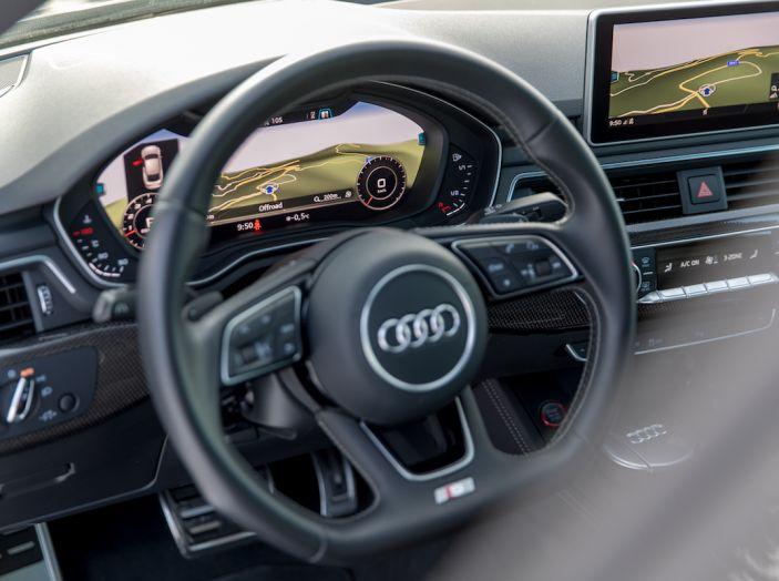 [VIDEO] Audi S5 Sportback 2018: la nostra prova su strada - Foto 30 di 36
