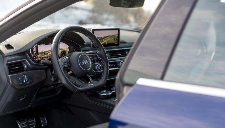 [VIDEO] Audi S5 Sportback 2018: la nostra prova su strada - Foto 31 di 36