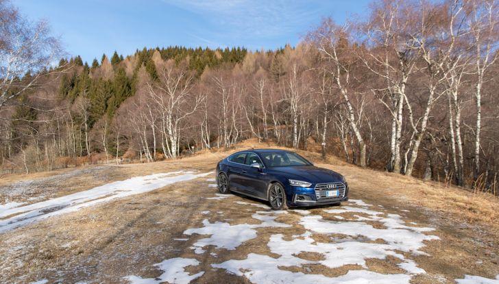 [VIDEO] Audi S5 Sportback 2018: la nostra prova su strada - Foto 33 di 36