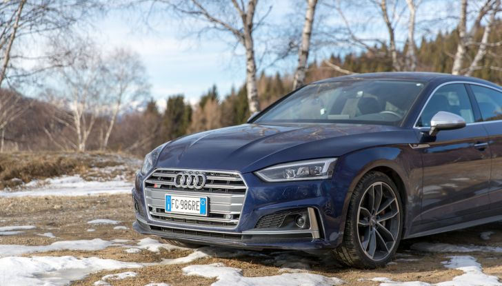 [VIDEO] Audi S5 Sportback 2018: la nostra prova su strada - Foto 35 di 36