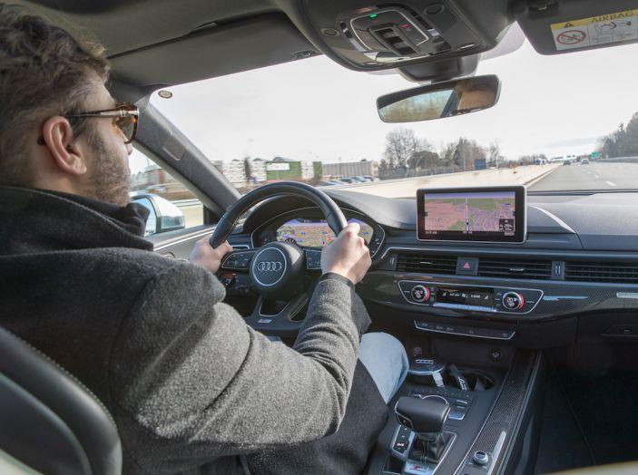 [VIDEO] Audi S5 Sportback 2018: la nostra prova su strada - Foto 36 di 36