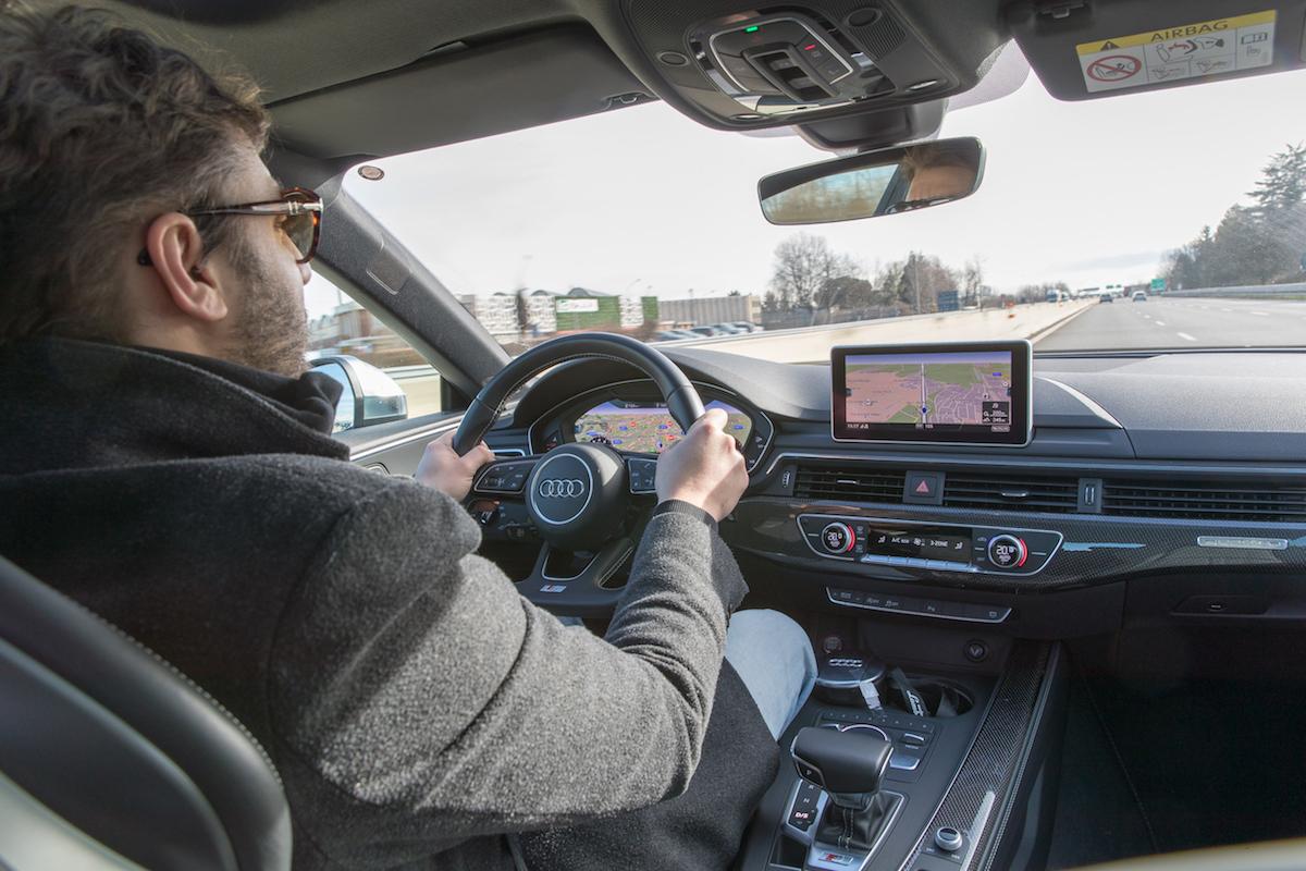 Audi S5 Sportback 2018 - interni