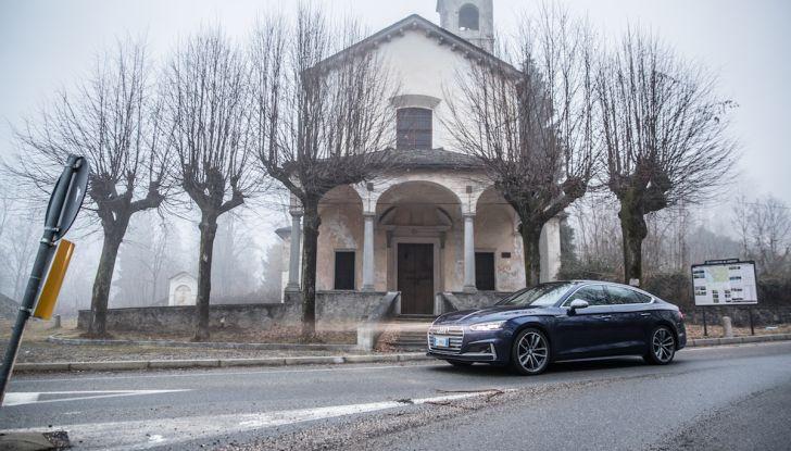 [VIDEO] Audi S5 Sportback 2018: la nostra prova su strada - Foto 9 di 36