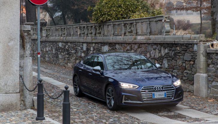 [VIDEO] Audi S5 Sportback 2018: la nostra prova su strada - Foto 3 di 36