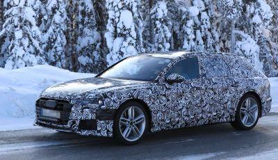 Audi S6 Avant 2019, primi test drive della nuova generazione