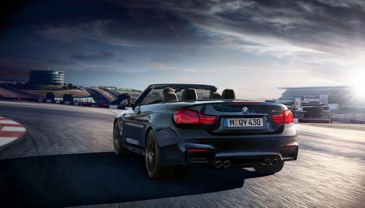 BMW M4 MY 2020: nuovo frontale e prestazioni al top - Foto 11 di 11