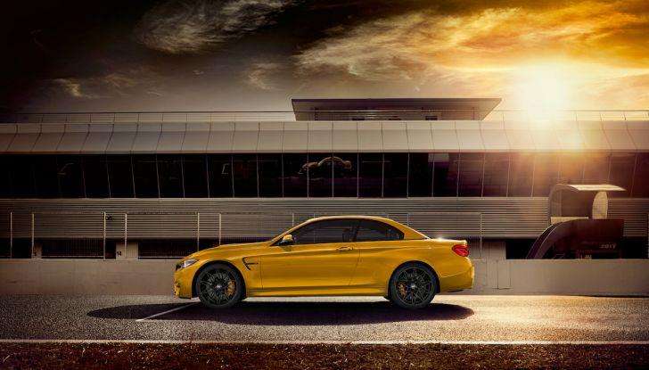 BMW M4 MY 2020: nuovo frontale e prestazioni al top - Foto 5 di 11