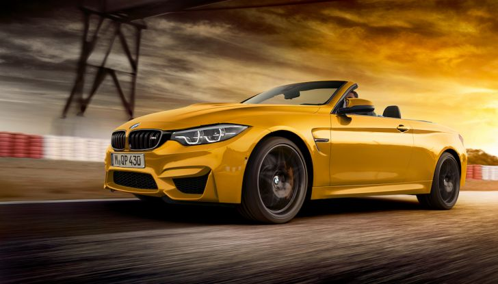 BMW M4 MY 2020: nuovo frontale e prestazioni al top - Foto 2 di 11