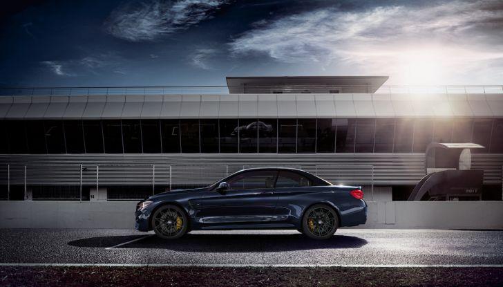 BMW M4 MY 2020: nuovo frontale e prestazioni al top - Foto 4 di 11