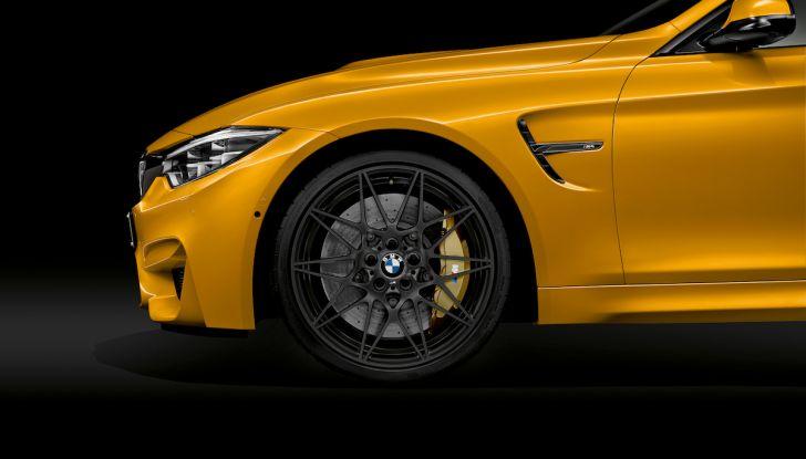 BMW M4 MY 2020: nuovo frontale e prestazioni al top - Foto 7 di 11