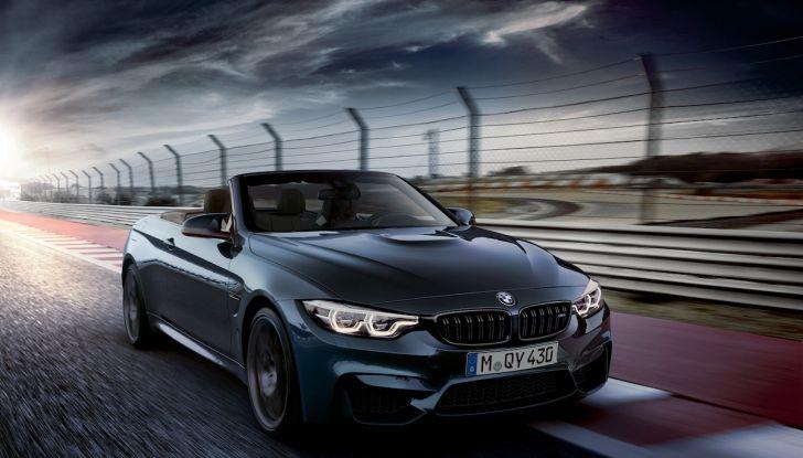 BMW M4 MY 2020: nuovo frontale e prestazioni al top - Foto 1 di 11