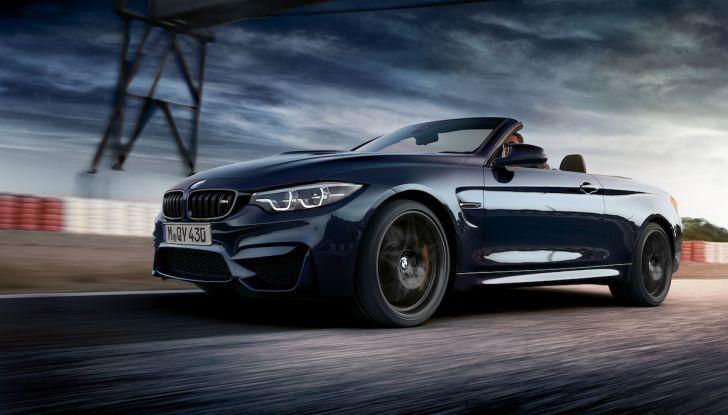 BMW M4 MY 2020: nuovo frontale e prestazioni al top - Foto 10 di 11