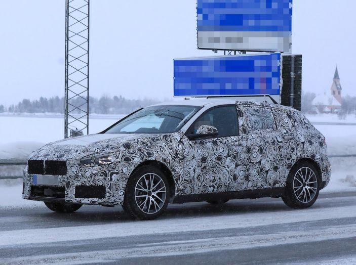 BMW Serie 1 2019: trazione anteriore, design rivisitato - Foto 5 di 10