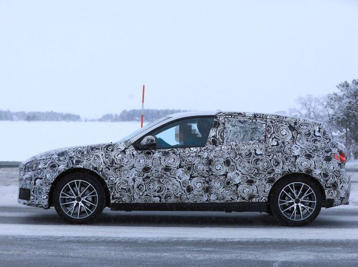 BMW Serie 1 2019: trazione anteriore, design rivisitato - Foto 6 di 10