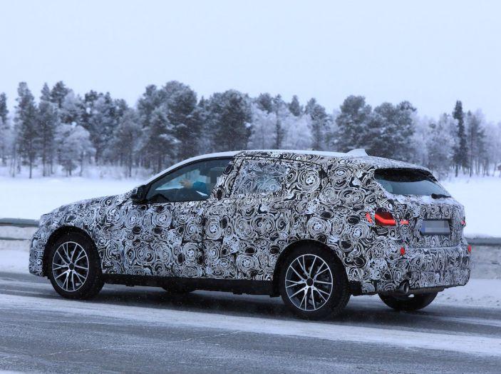 BMW Serie 1 2019: trazione anteriore, design rivisitato - Foto 7 di 10