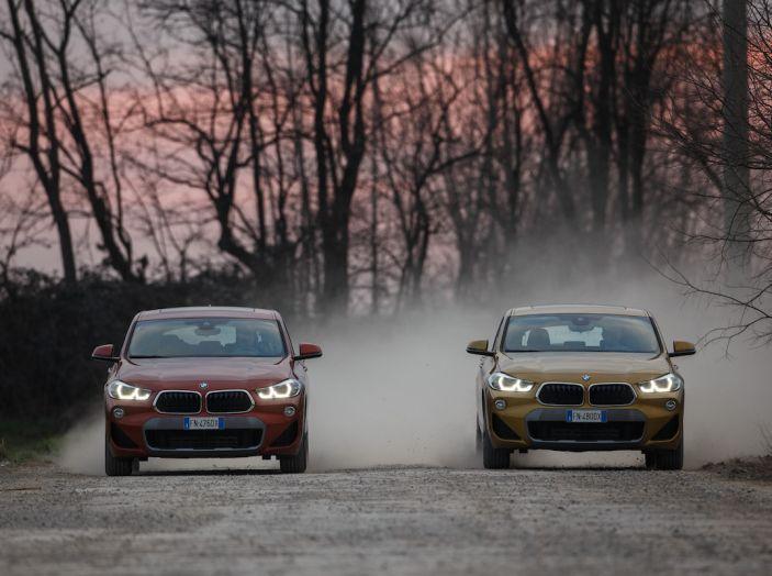 [VIDEO] BMW X2 2018, prova su strada: la rivoluzione del ribelle! - Foto 9 di 42